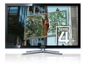 "50"" Samsung PS50C490 3D Plasma-TV - HD-Ready - B-Ware"