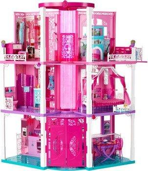 Barbie - 3-stöckige Traumvilla 99,98€ inkl. Versand @ ToysRus