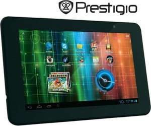 "Prestigio Multipad 7.0 HD black Android-Tablet 17.8 cm (7"") 4GB 1.5 GHz Dual Core (Conrad-Tagesdeal)"