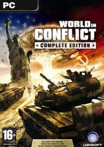 AMAZON.COM -- World in Conflict: Complete Edition [Download] - 1,92 €