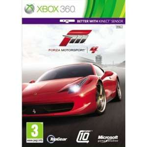 (UK) Forza Motorsport 4 - Racing Game of the Year Editon [Xbox 360] für 12,02€ @ Zavvi