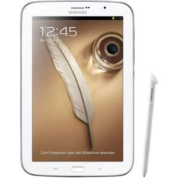 Samsung Galaxy Note 8.0 GT-N5100 16GB WiFi + 3G White 329€ nikl. Versand @ GetGoods
