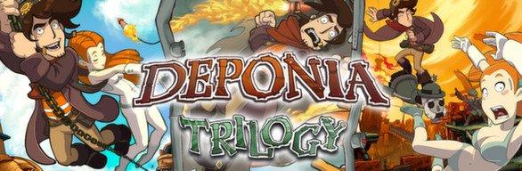 [Steam] Deponia Spiele im polnischem Store sehr stark reduziert