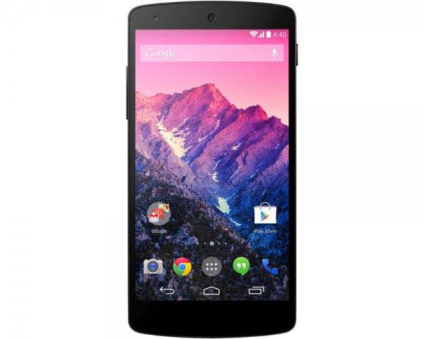 Wieder da LG Nexus 5 16GB Black neu/ovp 304€ inkl. Versand @ Saturn-Hamburg Ebay