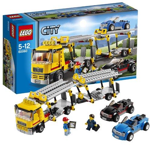 Galeria Kaufhof (online): LEGO City Autotransporter 60060 versandkostenfrei für nur 20,69 €