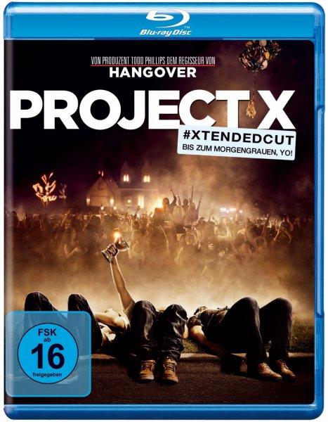 [amazon.de] Project X (Extended Cut) [Blu-ray] für 6,94 € (Prime oder Hermes)