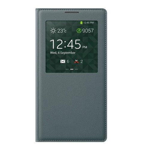 Protect PU Leder Akkudeckel Samsung Galaxy Note 3 Flip Cover mit S-View blau für 4,50€ @ Amazon (an Packstation)