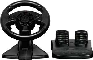 PC/PS3 Lenkrad DARKFIRE Racing Wheel @ Amazon WHD ab 9,27€
