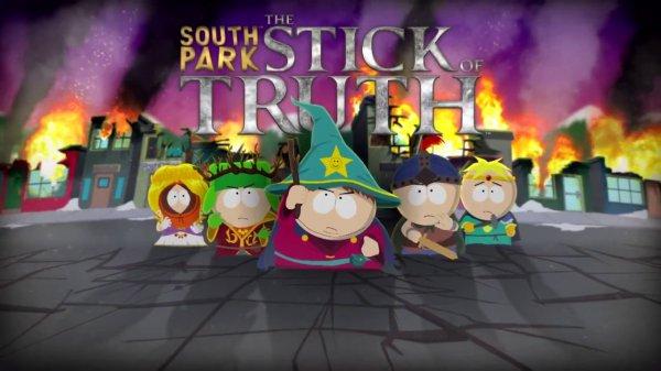 South Park Stab der Wahrheit Steam Key