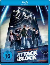 Attack the Block Blu ray für 7,99€ bei For you to Play