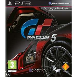 (UK) Gran Turismo 5 [PS3] für 11,64€ @ Play