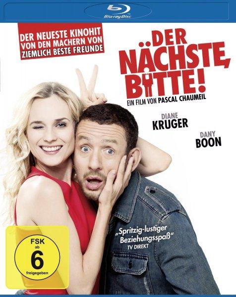 [amazon.de] Der Nächste, bitte! [Blu-ray] für  3,97 € (Prime oder Hermes)