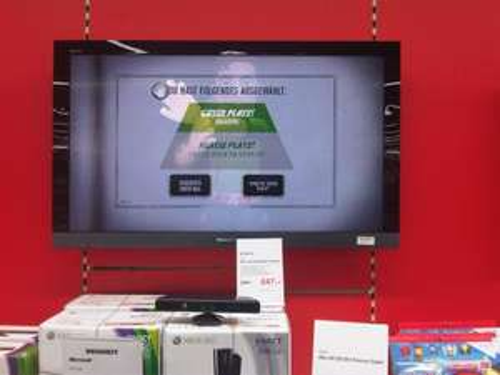 Sony KDL-46 EX505AEP Schwarz (Ausstellungsstück/Lokal MediMax Dinslaken)