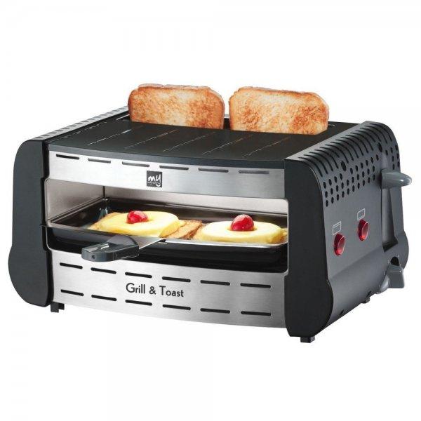[ebay.de] SEVERIN Gourmet-Grill GT 2802 2 in 1 Toaster Mini-Grill Toastautomat für 34,99 € (B-Ware)