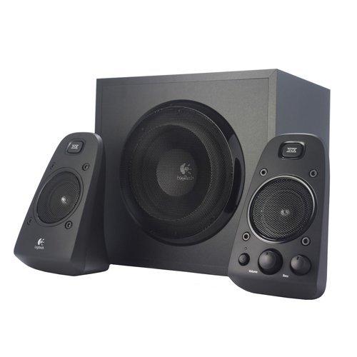 "Logitech™ - 2.1 Lautsprechersystem ""Z623"" (200W,THX) [B-WARE] für €74,39 [@MeinPaket.de]"