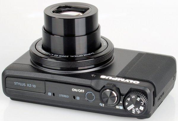 Olympus XZ-10 12-Megapixel Kamera @ Amazon.it (10% günstiger als in D)
