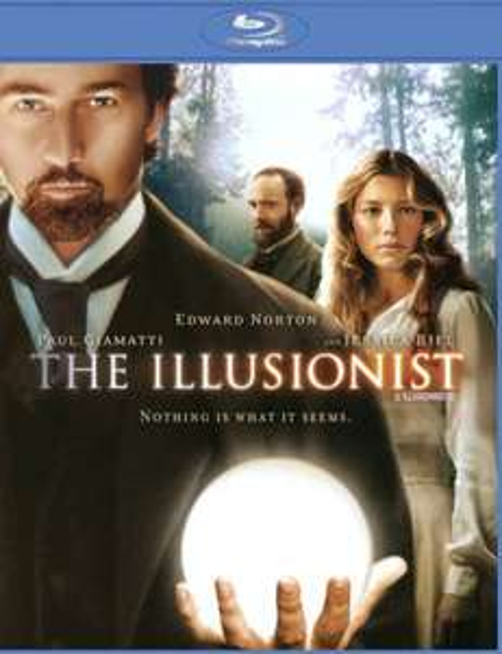 The Illusionist [Blu-ray] bei Amazon