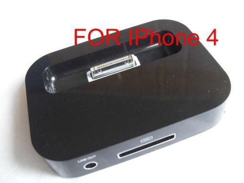 Docking Station Ladegerät für iPhone 4G