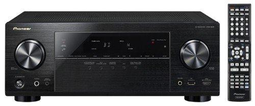 Pioneer VSX-828-K AV Receiver 7.1 2 Zonen