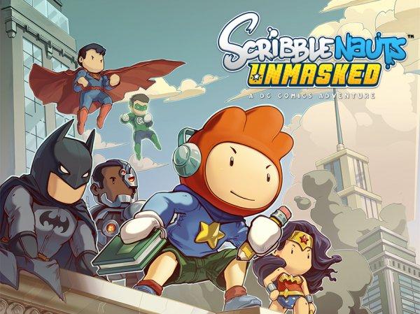 [Steam] Scribblenauts Unmasked: A DC Comics Adventure @ GMG