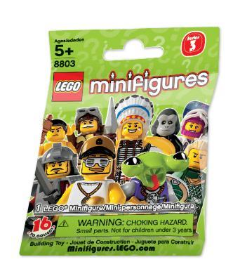 LEGO Mini-Sammelfiguren (Serie 2 + 3) [offline] bei real,-