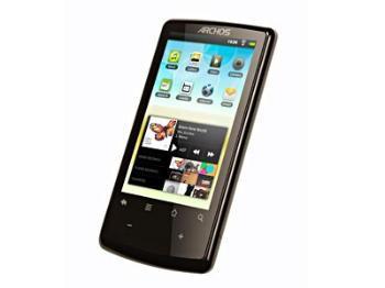 Archos 32 Multimedia-Player mit 8 GB Speicher /Android 2.2 für 77 Euro versandkostenfrei