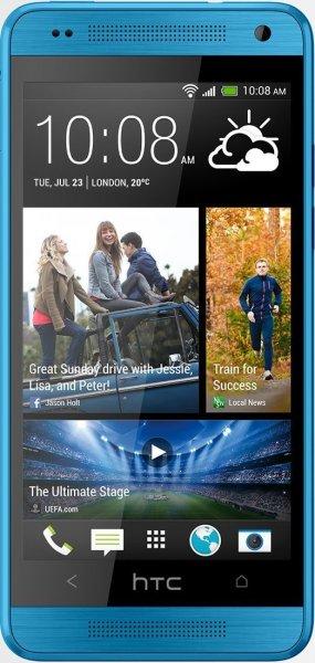 HTC One Mini Hellblau 294,90€ @ Amazon