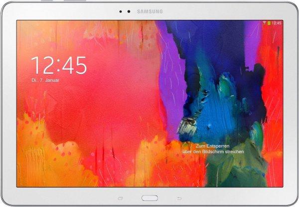 Samsung Galaxy T900 Tab Pro 12.2 weiß/schwarz für 499€