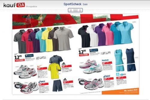 CHAMPION Poloshirts reduziert auf 12,95 € bei SportScheck vom 12.07. - 19.07