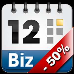 [Android] Business Calendar Pro 2,37€ statt 4,75€
