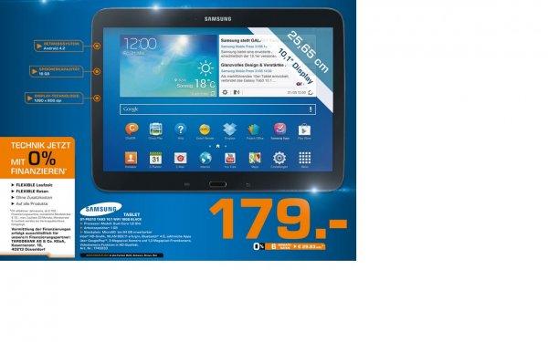 [LOKAL] Samsung Galaxy Tab 3 GT-P3210 (10.1) 16GB WiFi bei Saturn Lübeck Dänischburg für 179€