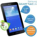 Samsung Galaxy Lite Tab3 - 7- Zoll Android 4.2 Tabletx09für 95,90€ @ iBood