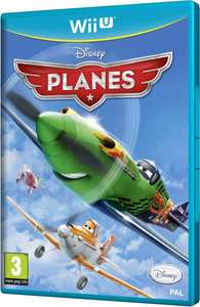 Nintendo Wii U - Disney: Planes für €11,98 [@Zavvi.com]