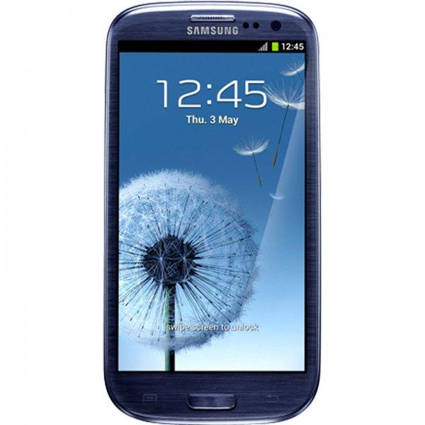[ebay.de] Samsung Galaxy S3 Blau 16 GB i9300 ohne Branding für 199 € inkl. Versand