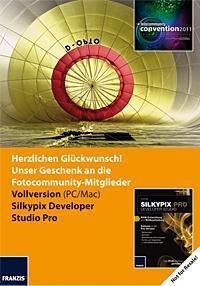 Silkypix Developer Studio Pro für 2 Euro zzgl. Versand