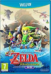 The Legend of Zelda: The Wind Waker HD Limited Edition (Wii U) für 54,90 EUR inkl. Versand