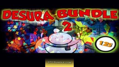 [Desura] Bundle Bandits - Desura Bundle 2 / 6 Keys für 1,25$ (90Cent)
