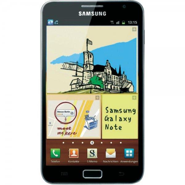 Samsung Galaxy Note 1 GT-N7000 16GB Carbon Blau