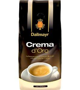 Kaufland Super-Weekend: 1kg Dallmayr Crema d´Oro für 7,77€