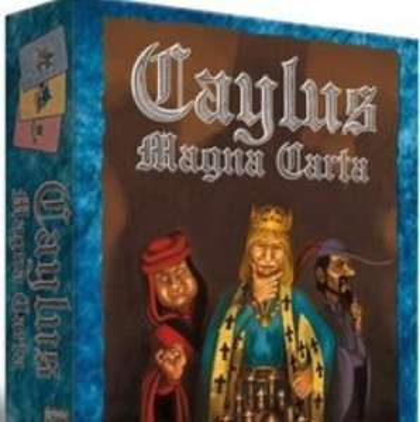 Caylus Magna Carta - Kartenspiel bei Weltbild lokal in Chemnitz für 7,99€