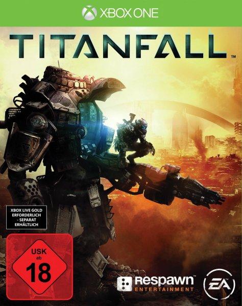 [Lokal Saturn Berlin] Titanfall für Xbox One, Xbox 360 und PC