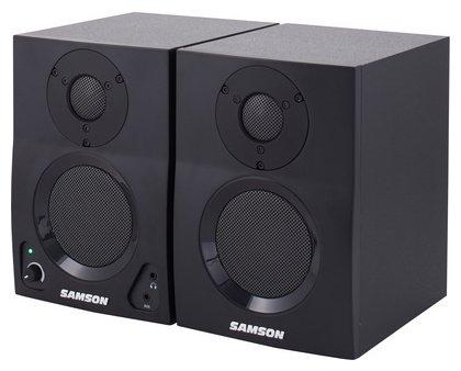 Samson MediaOne aktive BT3 Bluetooth Lautsprecher @ Thomann, Amazon zieht mit