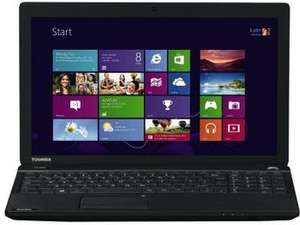 Toshiba Satellite C50-A-1JN Notebook Celeron N2820 1TB HDD HD Windows 8.1  für 333,00€ statt 375,00€ @Cyberport