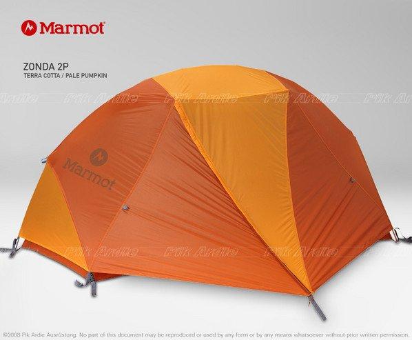 [Draussen.de] Sehr gute Zelt-Angebote! Z.B. Marmot Zonda für 168€ statt 270€