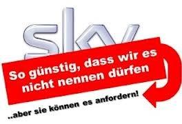 Sky Osterangebot - Alles komplett für 34,90 €