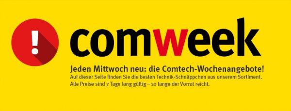 [Sammeldeal] Comweek bei Comtech ab 29,99€ alles inkl. Versand