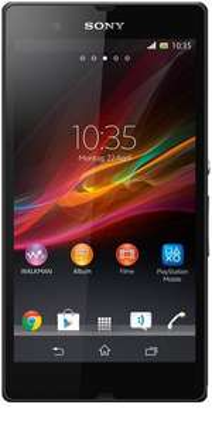 Sony Xperia Z Schwarz für 249€ @Base Onlineshop