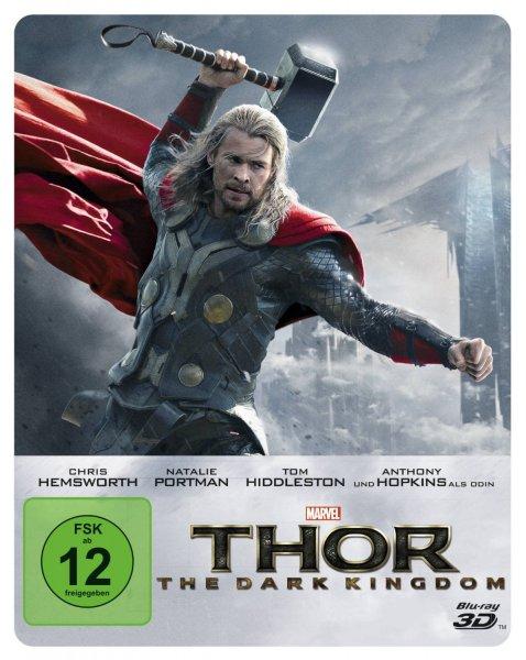 [Blu-ray/DVD] Thor Dark Kingdom 3D LE, Dredd 3D, Tatortreiniger, Django, Escape Plan etc. @ Alphamovies.de