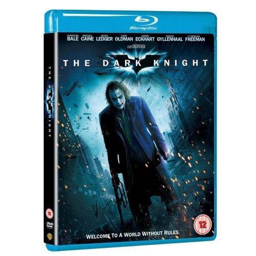 Blu-ray : The Dark Knight (2 Discs) für ~6,58EUR inkl. Versand