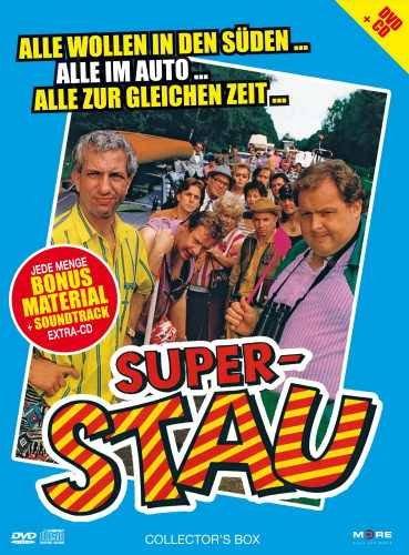SUPERSTAU (DER KULTFILM+SOUNDTRACK-CD)-SUPERSTAU-2DVD + CD